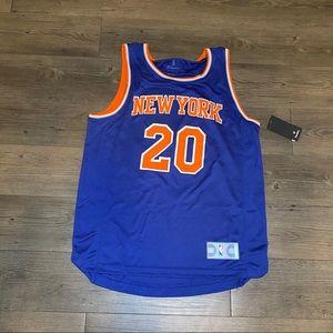 Brand New Kevin Knox #20 Knicks Fanatics Jersey M